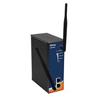 Bezprzewodowy router GSM, 2x 10/100 RJ-45 (LAN + PoE PD) + 1x 802.11a/b/g/n (WLAN) + 1x USB (ORing IAR-620+)