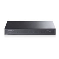 Switch inteligentny,  8x 10/100/1000 RJ-45, desktop (TP-Link TL-SG2008)