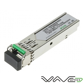 SFP WDM, 1Gb, LC SM, 20km, TX:1550nm