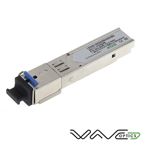 SFP WDM, 1Gb, SC SM, 40 km, TX:1310nm
