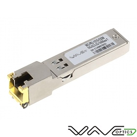 Moduł SFP+ 1x 10 Gbps RJ-45 (Wave Optics, WO-PRJ-1010-030M)