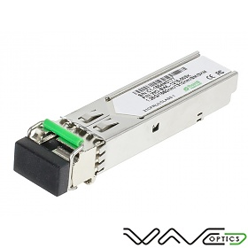 SFP WDM, 1Gb, LC SM, 3km, TX:1550nm