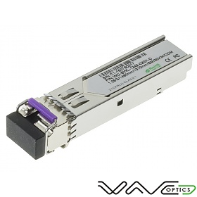 SFP WDM, 1Gb, LC SM, 20km, TX:1490nm