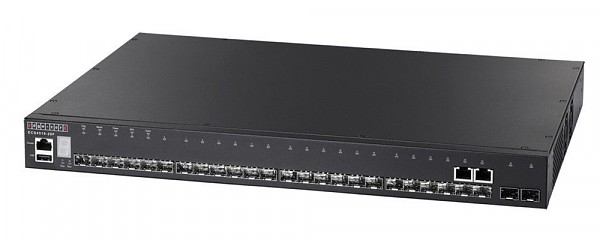 Edge-corE ECS4510-28F, Switch 10Gb, zarządzalny, 22x 10/1000BASE-T, 2x slot SFP / RJ-45, 2x slot 10G SFP+, 19""