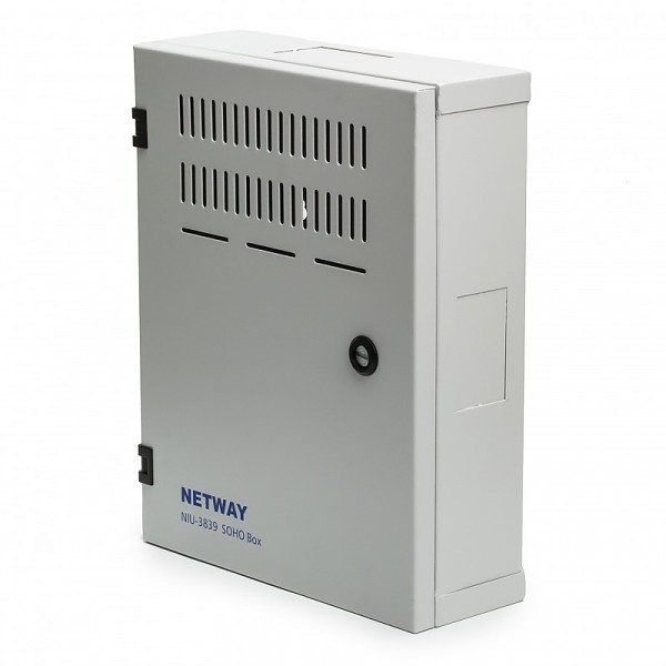 Szafa wisząca 310x380x110 mm (wys,szer,gł), drzwi metalowe