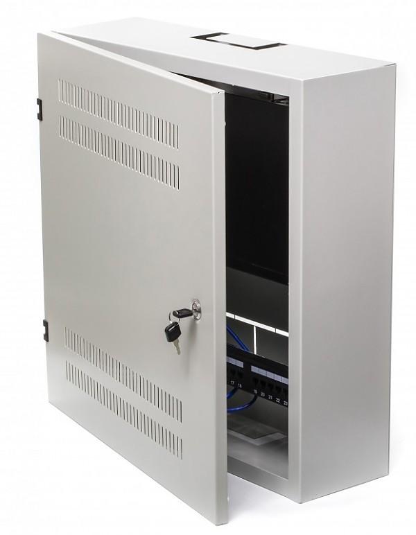 Szafa wisząca 540x540x180 mm (wys,szer,gł), drzwi metal