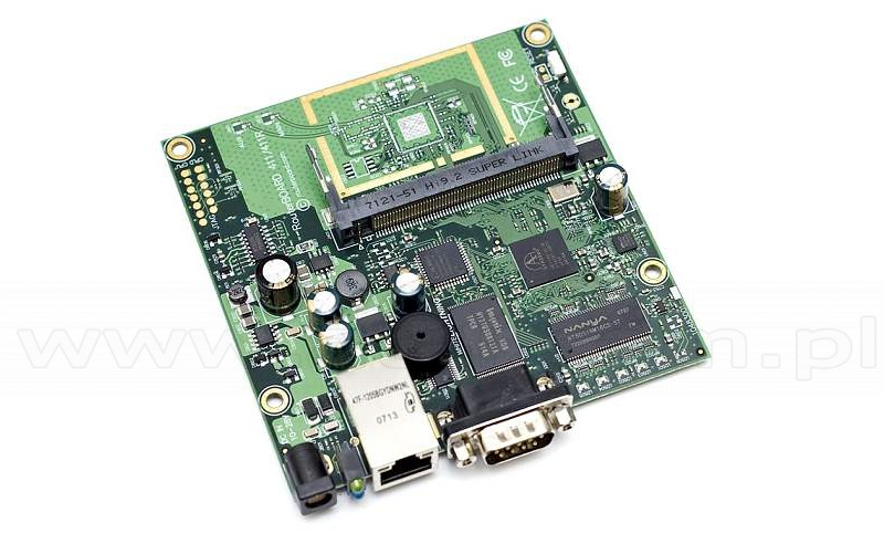 MikroTik RB411A Router Board Driver Download
